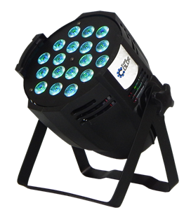 Светодиодная заливка LED PAR LIGHT 18*10W RGBW (4 в 1)