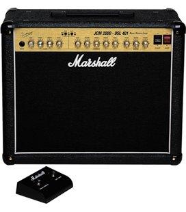 Ламповый гитарный усилитель Marshall JCM 2000 DSL 401