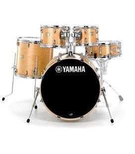 Барабанная установка YAMAHA STAGE CUSTOM BIRCH 2014 (NATURAL WOOD)
